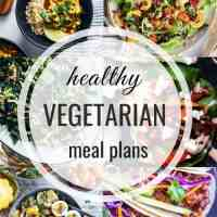 Healthy Vegetarian Meal Plan 02.17.2019