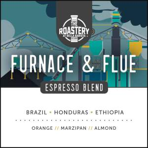 Furnace and Flue Espresso Blend