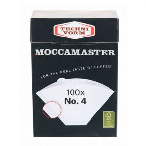 Moccamaster Filter Papers Size 4