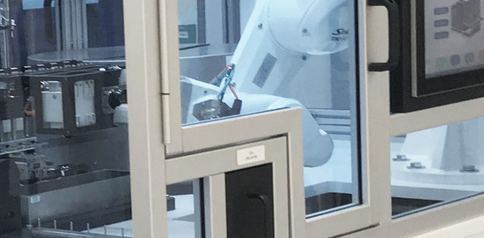 MGS Manufacturing uses Stäubli robots, controls for inspection of medical devices
