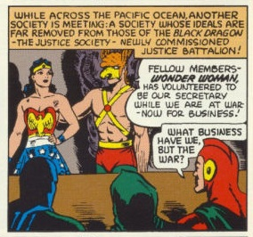 Image result for wonder woman secretary