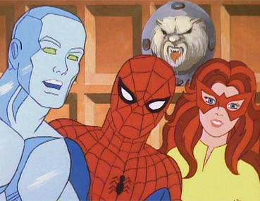 Image result for SPIDER-MAN AND HIS AMAZING FRIENDS