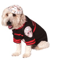 This Official Freddy Krueger Dog Costume Is Kind of the