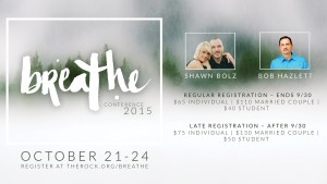 Breathe Conference 2015