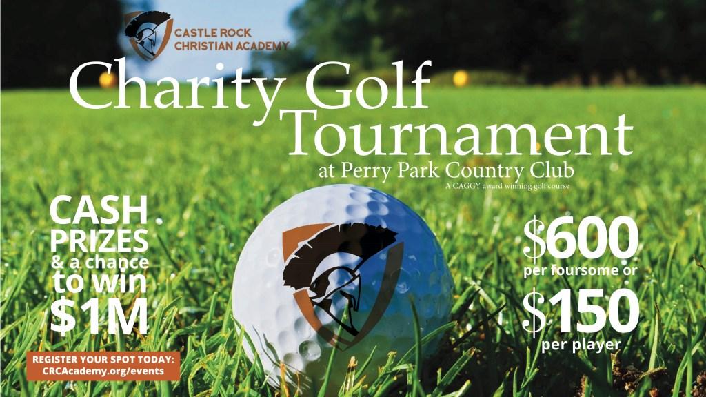 CRCA Charity Golf Tournament