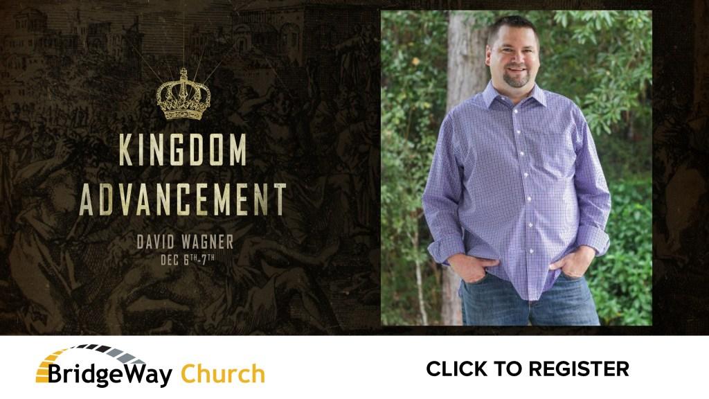 David Wagner at Bridgeway Church