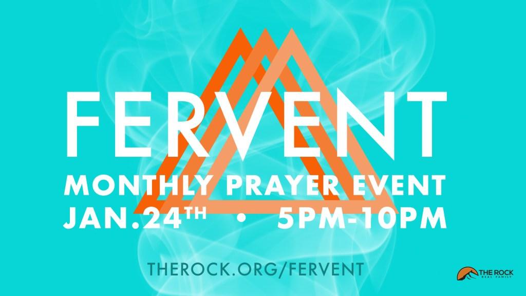 Fervent Prayer Meeting