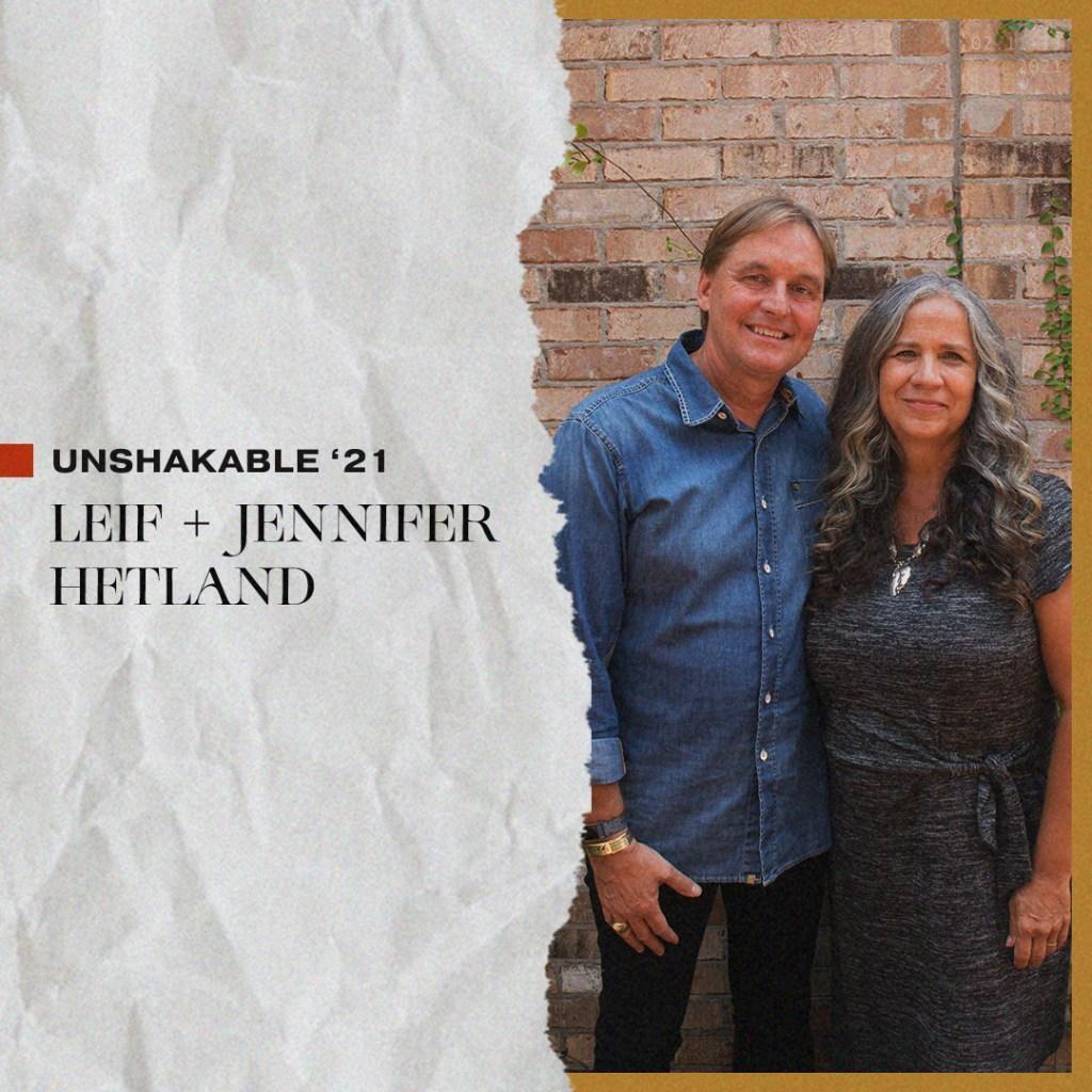 Leif & Jennifer Hetland