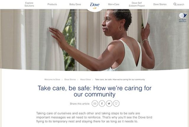 Dove/Unilever