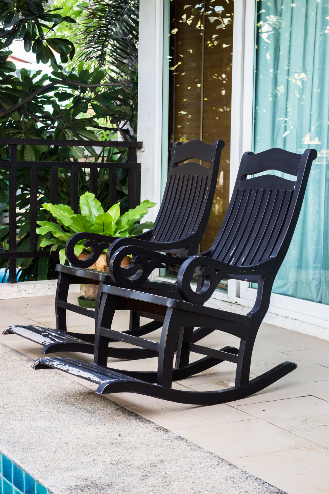 How to Paint a Rocking Chair for a New Look  The Rocking