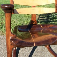 Building A Rocking Chair Office Covers Walmart The Man Your Authority For Custom Rockers There Are Several Reasons Why Really Great Hand Made Rocker Is Quite Challenging To Build