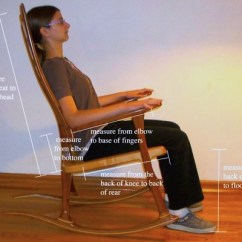 Rocking Chair Height White Covers Cheap Adult Chairs Need Your Correct Measurements To Fit Here S I Ve Also Included A Description Of Each Measurement So That You Can Understand Its Importance