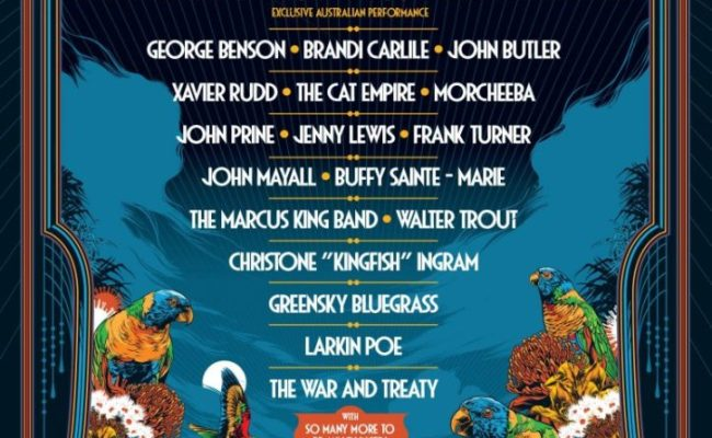 Bluesfest 2020 Announces Dave Mathews Band Crowded House