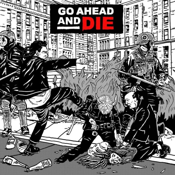 NEW MUSIC: Go Ahead And Die featuring Max Cavalera announce self-titled  album and release new single – The Rockpit
