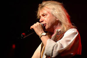 Interview with Bob Catley of Magnum - The Rocktologist