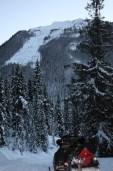 crystal ridge ski board sled snowmobile valemount bc