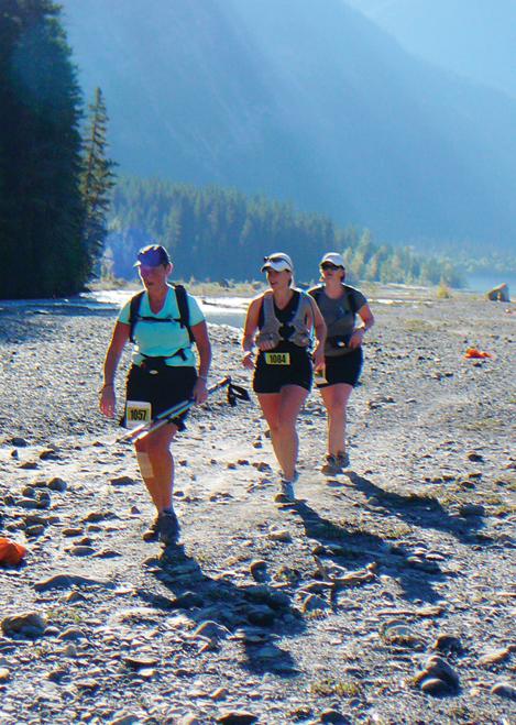 2012 Mt. Robson Marathon is a go