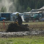 Mud Bog Races 2012, at the Canoe Mountain Campgrounds