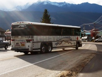 Greyhound applies to reduce buses to Valemount