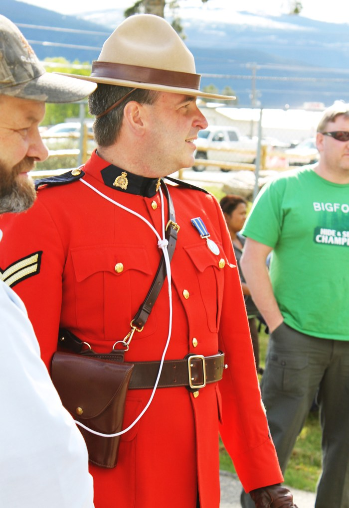 National Police Week in McBride an opportunity to meet RCMP