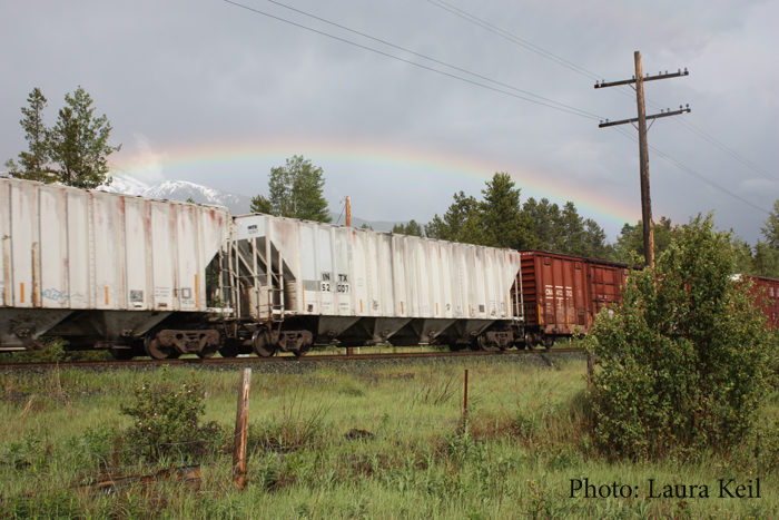 train cn valemount derailment crude hazardous proximity to town village lac megantic