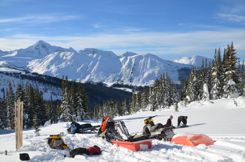 Valemount, Calgary team up for snowpack study
