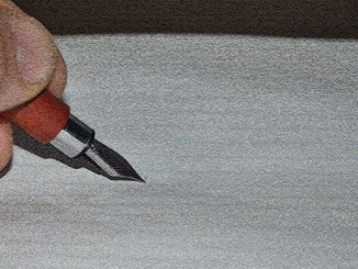 sign, resign, pen, quill, nib, contract