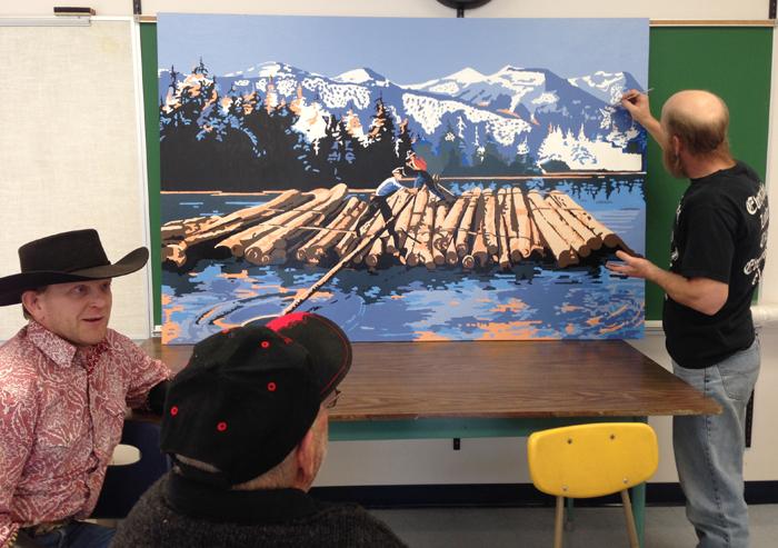 McBride's new masterpiece on Main Street + slideshow