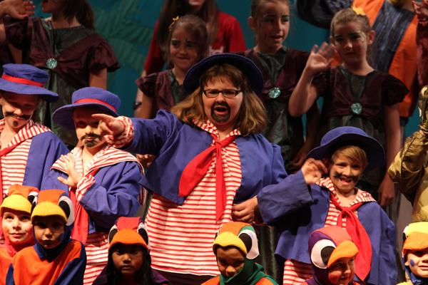 Missoula Theatre's Blackbeard the Pirate by Valemount Elementary