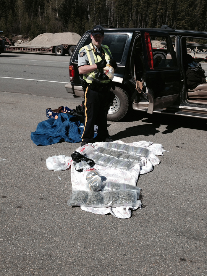 Blitz nets impaired drivers, drugs