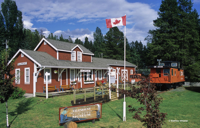 Valemount Museum train station (12)