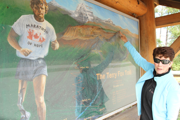 Terry Fox Trail logging: protest spurs questions about trail use
