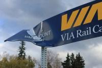 Via rail bent sign valemount (4)