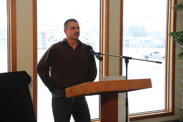 Community Forest Manager Craig Pryor said 2015 has been positive and busy year.