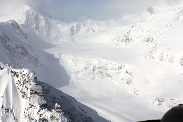 What glacier loss may mean in B.C. – and for Valemount's resort