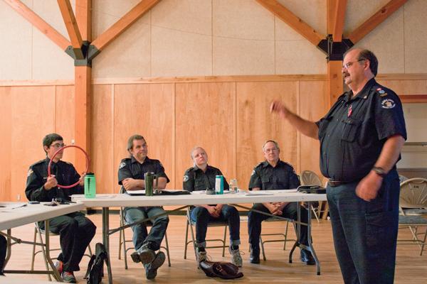 New recruits for short-staffed ambulance crew