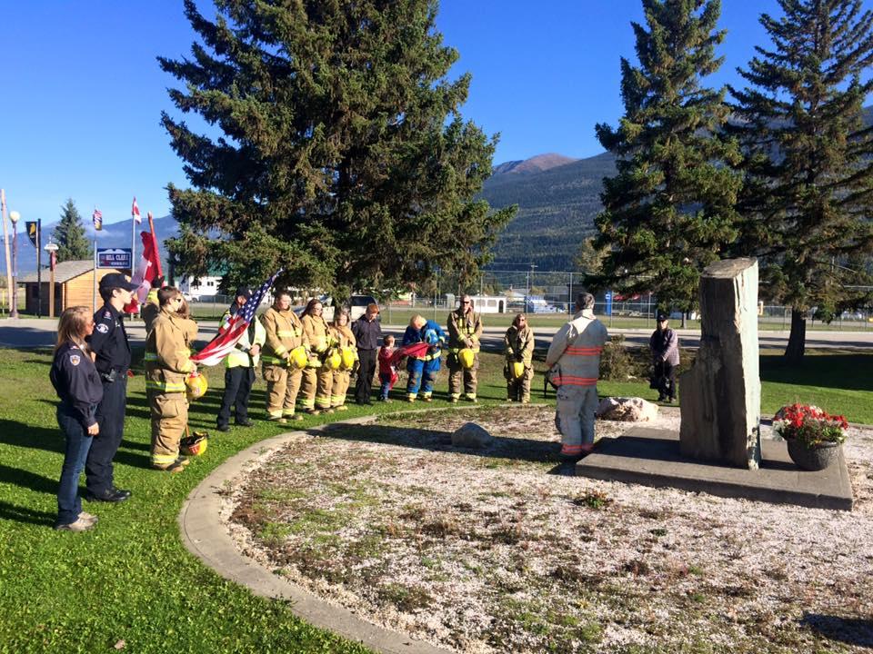 911 memorial mcbride 2015
