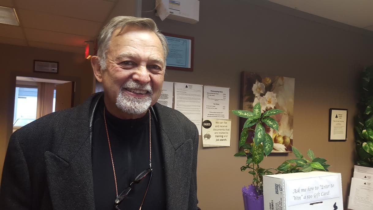 Valemount's interim chief administrative officer is Ken Wiesner.