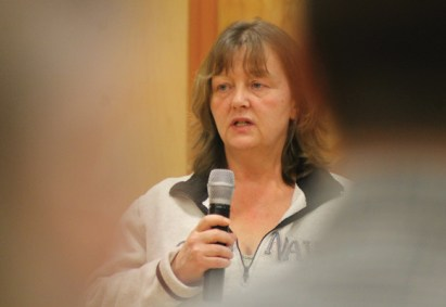 Stock photo of McBride Mayor, and member of MCFC, Loranne Martin
