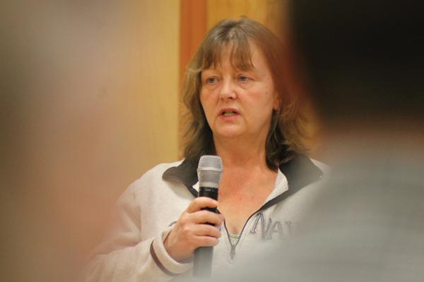 McBride Mayor Loranne Martin
