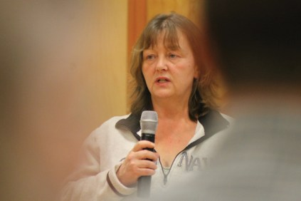 Stock photo of McBride Mayor, and current member of MCFC, Loranne Martin
