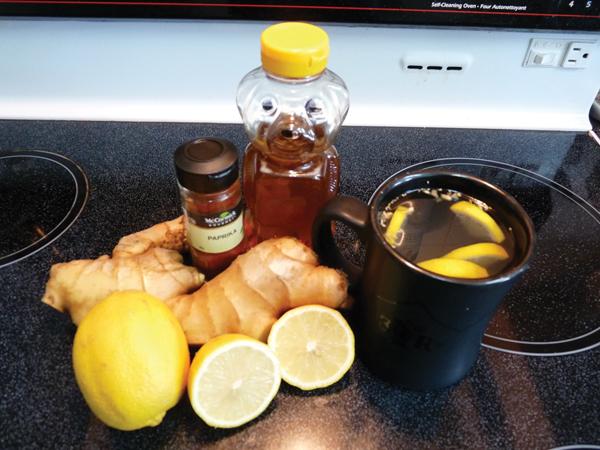 cold flu remedy health nutrition winter