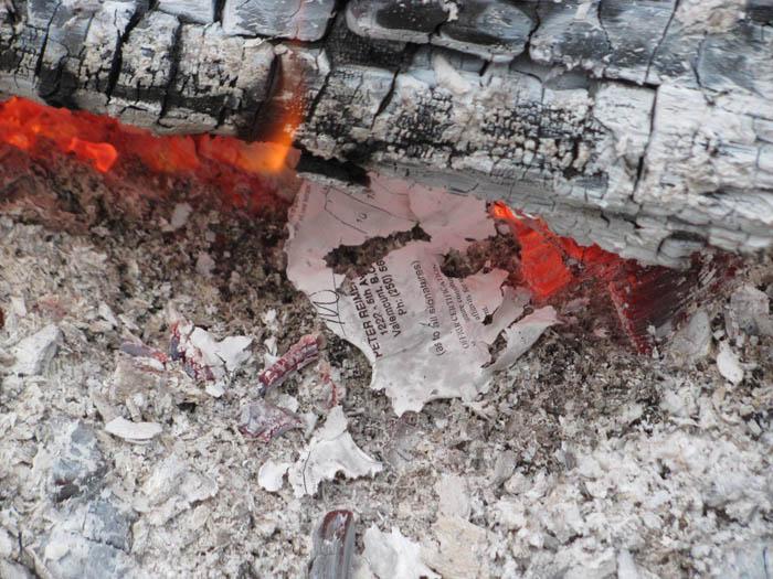 Dunster Fine Arts School burns mortgage