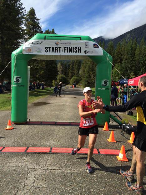 2016 Mount Robson Marathon
