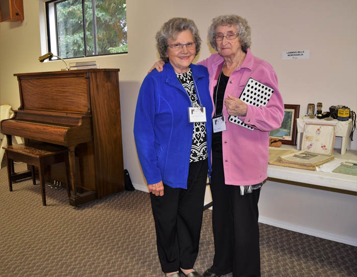 Lamming Mills reunion brings together young and old