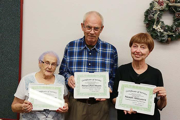 Valemount Seniors