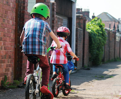 Maintaining your child's bike: the essentials