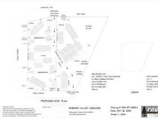 55+ housing complex sample floorplans