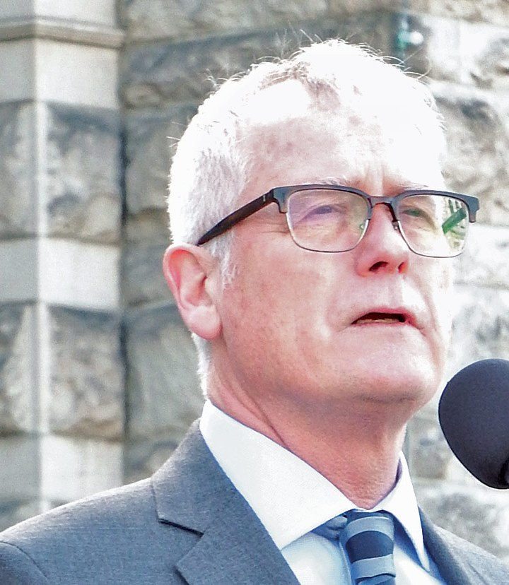 Old-growth stakeholders vie for jobs; Donaldson awaits review
