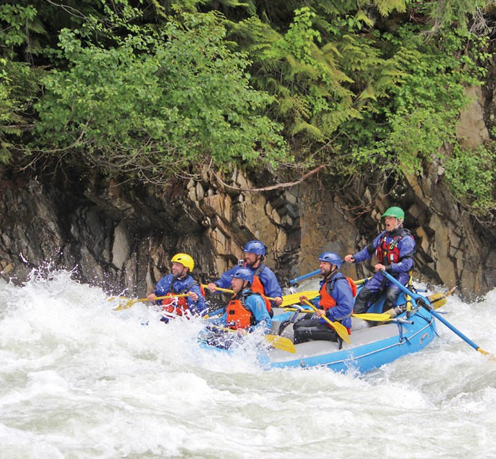 COVID Check In: Local rafters pivot to new whitewater